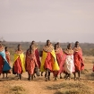 Samburu women, Kenya