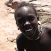 Samburu herds boy, Kenya