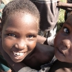 Gabbra kids, northern Kenya