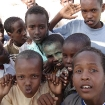 Somali  kids, east Kenya