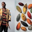&#8216;Cocoa Pickers&#8217; by James Mollison for Issey Miyake