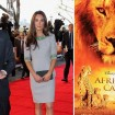 Prins William and his wife Kate attend the 'African Cats' London premiere