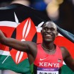 David Rekuta Rudisha wins 800m Gold