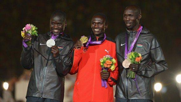 mens marathon, olympics, closing ceremony, last medals, kenya