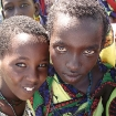 Orma kids in eastern Kenya