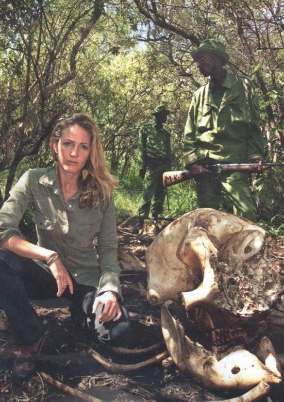 Sveva Gallmann, kenya, wildlife, Ol Ari Nyiro, The Place of Springs, Laikipia, poaching, poachers, conservation